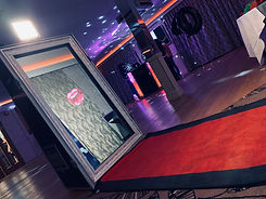 magic mirror photo booth in Essex - MMENT