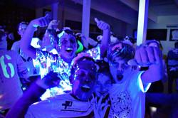 the best glow in the dark party - - Moji Entertainer Essex