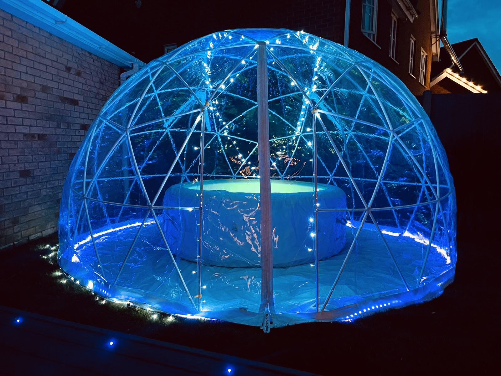 igloo hot tub packages