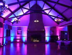 Venue uplighitng hire in London - Moji Entetainer
