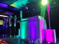DJ and uplighting hire Essex - MMENT