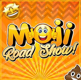 Children's Party - The Moji Road Show Essex Logo