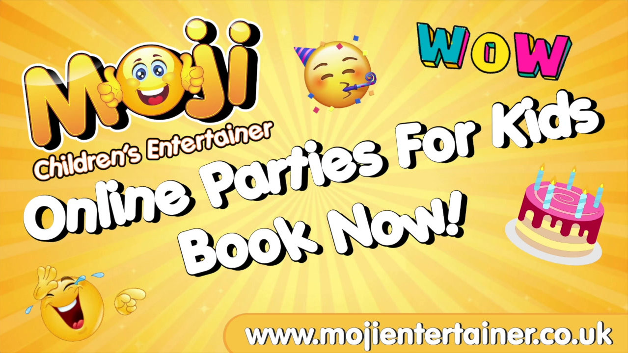 Zoom birthday parties for kids