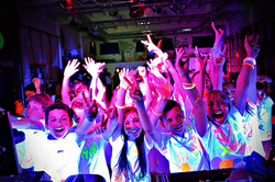 Awesome UV party in Essex - Moji Entertainer