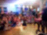 children's borthday party Essex - MMENT