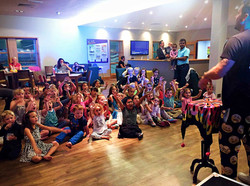 Children's magic show Hertfordshire - Moji Entertainer