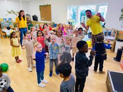 Moji Children's Entertainer Essex7