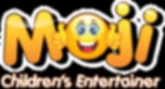 Moji Children's Entertainer Essex Logo