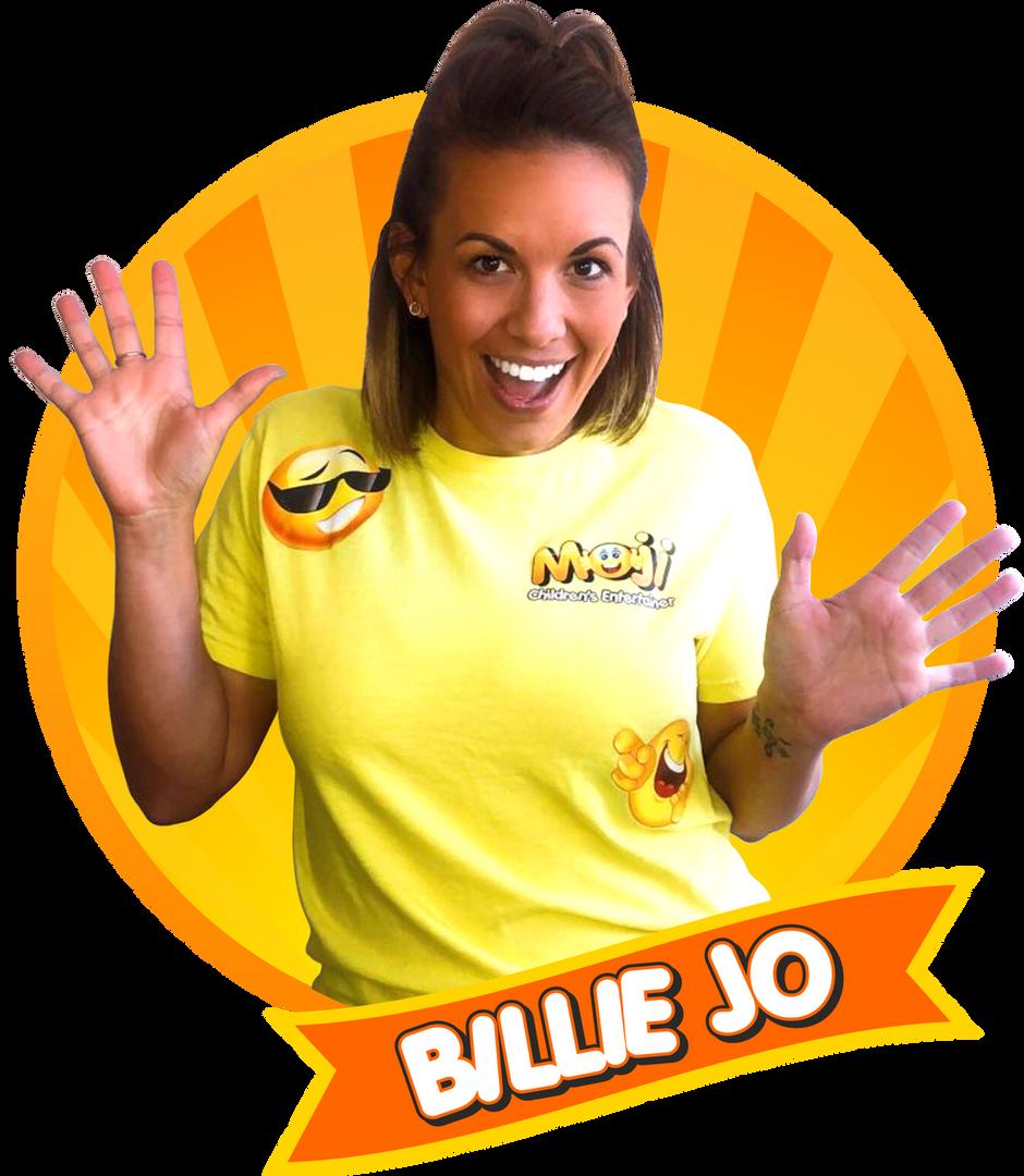 Moji Billie - Children's Entertainer Kent