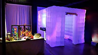Photo booth and led letter hire Essex - MMENT