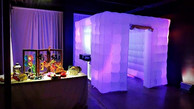 photo booth and uplighting hire Essex - MMENT