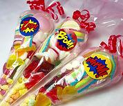 sweet cones for birthday parties  Essex - Moji Entetainer
