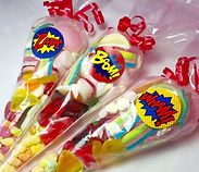 Party sweet cones in Kent - Moji Entetainer