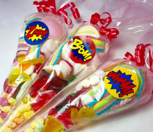Party sweet cones for kids in Essex - Moji Entetainer