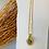 Thumbnail: Collier Yogi Chakras Turquoise