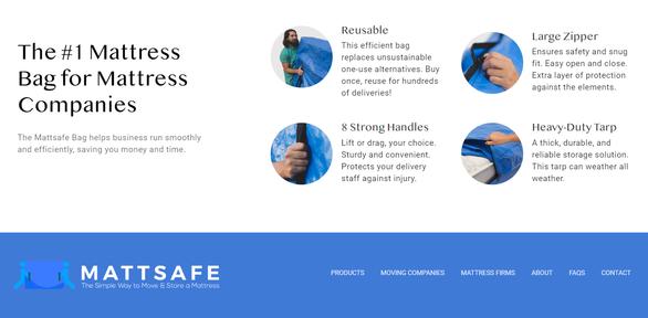 MattSafe Website Copy