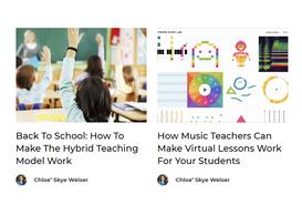 Teachers On Demand Blog