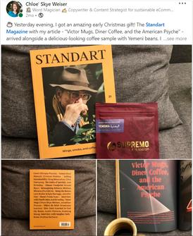 Standart Victor Mugs article