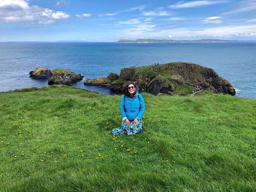 Chloe Skye in Ireland