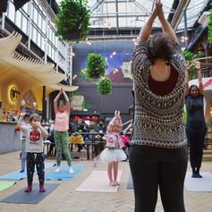 Kids Yoga - Odense