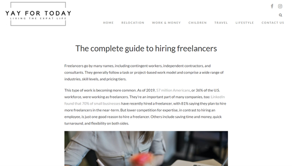 The Complete Guide to Hiring Freelancers