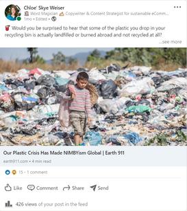Earth911 Plastic NIMBYism