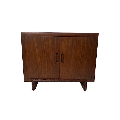 Frank Lloyd Wright Cabinet for Heritage Henredon Circa 1955