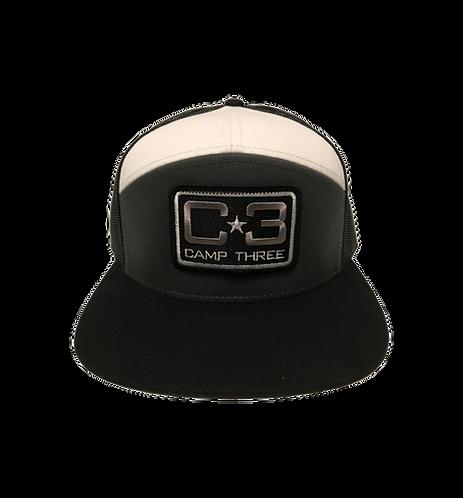 C3 Patch Hat Grey
