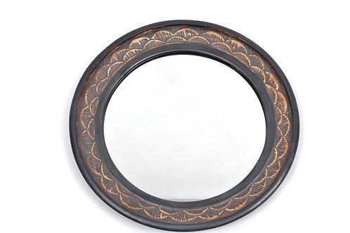 Stephen Polchert Studio Ceramic Mirror