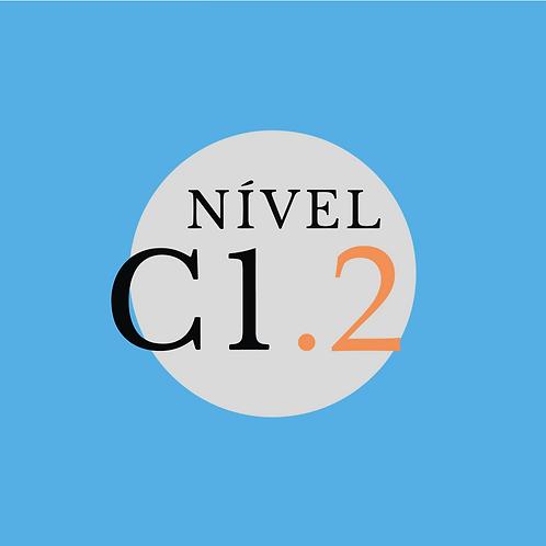 Curso Semi-intensivo C1.2- Quarta e Sexta, 18h30 às 21h30