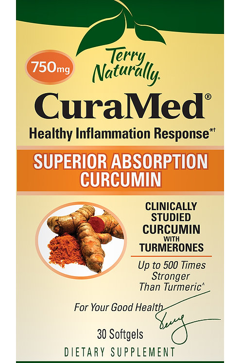 Curamed 750 mg 30 count