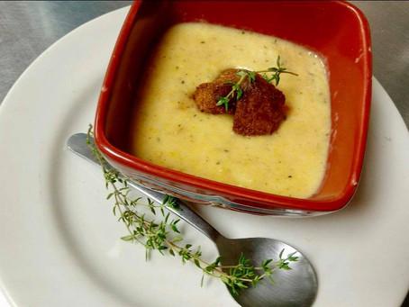 Brew Week & Beer Cheese Soup