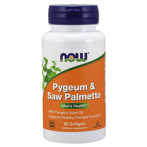 Pygeum/Saw Palmetto