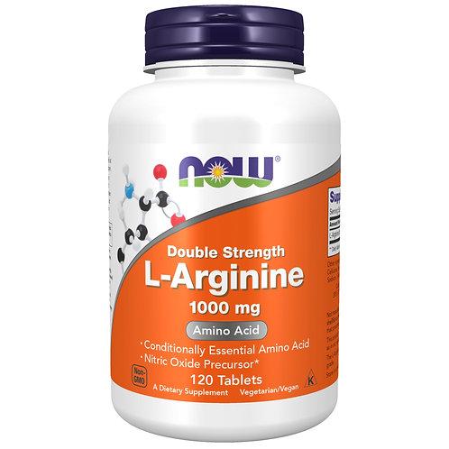 L-Arginine 1000mg 120 tabs