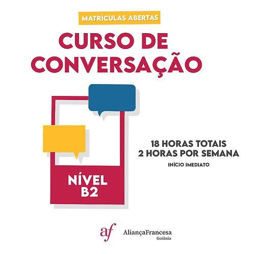 Atelier de Conversação Avançada ( Horário a Definir)