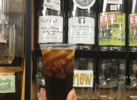 Cold Brew Coffee!