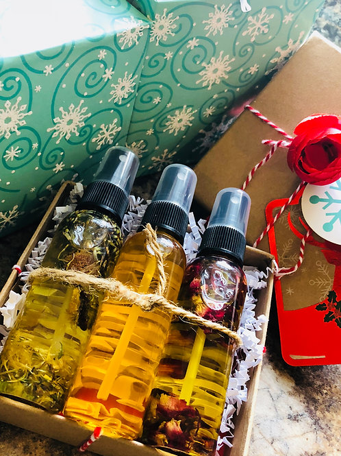 These 3 Queens Hair & Skin Body Oils