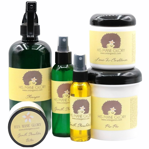 Two Part Growth & Moisture System