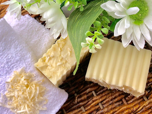 Coconut Lemon Lime Goat Milk Soap