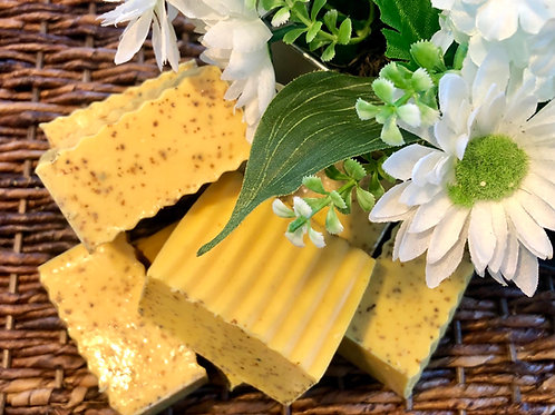 Carrot Ginger Tumeric Acne Facial Soap