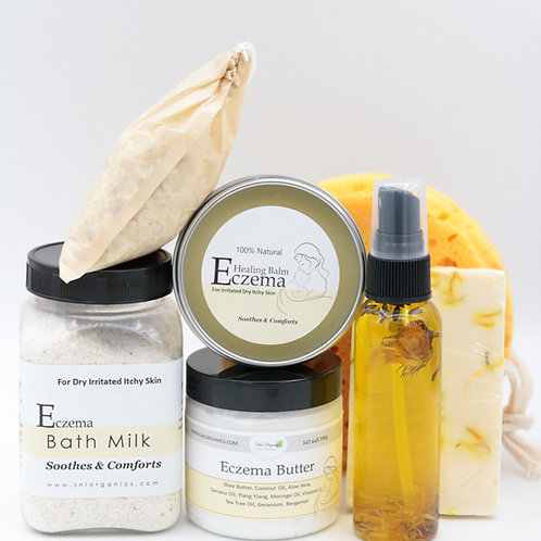 Eczema Relief & Soothing Set