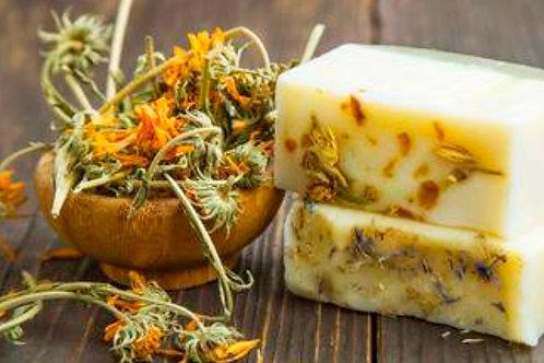 Lemongrass Lavender Goat Milk Soap