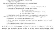 Análisis Reforma Laboral y su impacto en el Sector Agropecuario