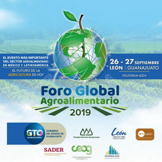 Foro Global Agroalimentario 2019