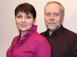 Борзуновы Владимир и Марина