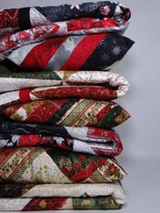 Comfort & Joy 2 Tens & A Five & Matching Rubble Pillows