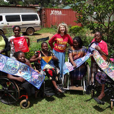 Kampala School for the Physically Handicapped Students