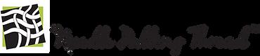Needle Pulling Thread Logo - Best Fabric Online Store