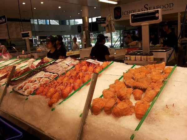 魚市場之澳洲