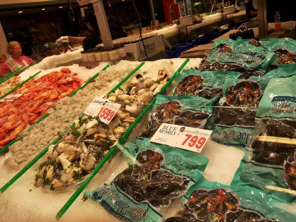最愛逛魚市場之澳洲 FISH MARKET